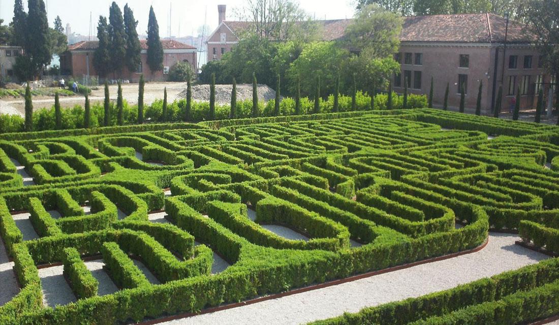 El laberinto de Borges destacado en TripAdvisor. - El Enviador